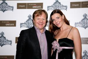 Igor Butman and Maria Tarasevich