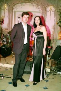 Максим Радюков и Мария Тарасевич