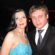 Мария Тарасевич и Дмитрий Городжий
