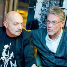 Alexandor Lepnitskiy and Artemiy Troitskiy