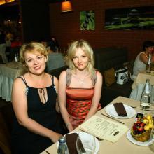 Anna and Liliya Shahray