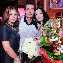 Oksana Trunova,Maria Tarasevich, Jonathan Pirce