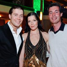 Daniil Fedorov, Maria, Jonathan Pirce