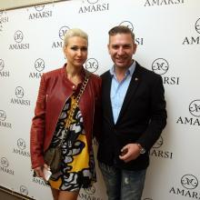 Julia Basova and Alex Che