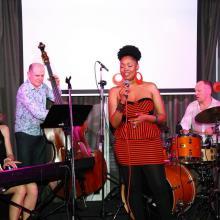 Mavis Swan Poole & Band