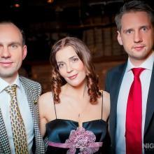 Дмитрий Пухов, Мария Тарасевич, Андрей Горожанкин