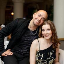 Омар Торрес и Мария Тарасевич