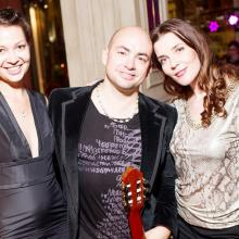 Ekaterina Kazakova, Omar Torrez & Maria Tarasevich
