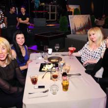 Tatiana Selezneva with friends