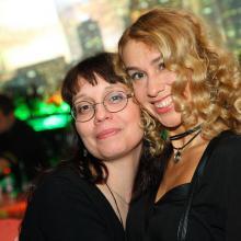 Viktoria Ivanova and Veronika Danilova