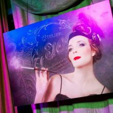 «Retro Art » Photographer -Irina Minina