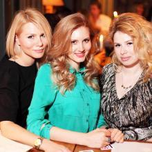 Мария Губарева, Анна Мельникова, Ирина Григорьева