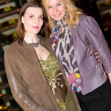 Maria Tarasevich and Elena Terehova