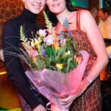 Светлана Дрыга и Мария Тарасевич