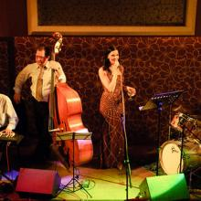Maria and her Band