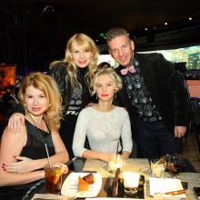 Irina Grigorieva, Irena Fillipova, Alex Che