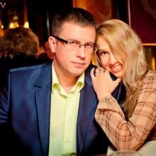 Сергей Касатов и Вероника Данилова