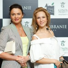 Надежда Сиворонова и Анастасия Магни