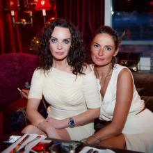 Ruslana Kamaldinova and Maria Dedova