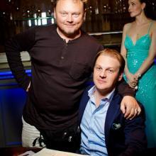 Олег Киреев с другом