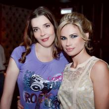 Maria Tarasevich and Maria Dolgova