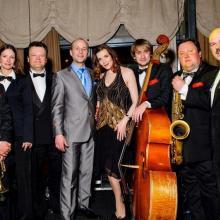Le Jazz Magazine Band by Oleg Kroll