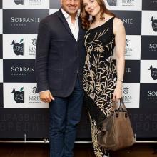Константин Андрикополос и Мария Тарасевич