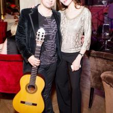 Omar Torrez & Masha Tarasevich