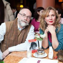 Tatiana Rasskazova with Ilya Polischuk