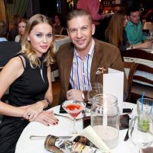 Ksenia Kolmikova & Alex Che