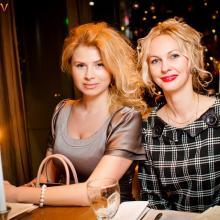 Ирина Григорьева и Светлана Денисова