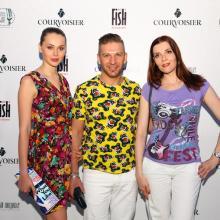 Alex Che,Ksenia Kolmikova & Maria Tarasevich