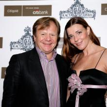 Igor Butman and Maria Tarasevich