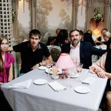 "Andrey Gusarov""Satori"" with family"