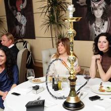 Elena Bagramova, Natasha Kravchenko, Lena Gorbachova
