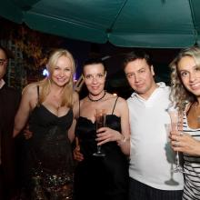 Alex Novoyan,Elena Terehova, Masha Tarasevich,Arkadiy Danskyi,Veronika Danilova