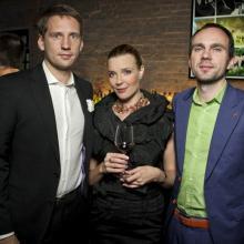 Андрей Горожанкин, Мария Тарасевич, Дмитрий Пухов