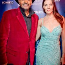 Allan Harris & Maria Tarasevich