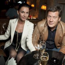 Lusa and Pavel Svirskie