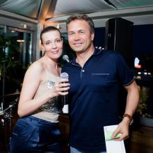Мария Тарасевич и Николай Шитов