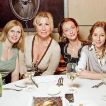 Elena Tutaraytis, Elena Goncharova, Inna Ginkevich, Kristina Kretova