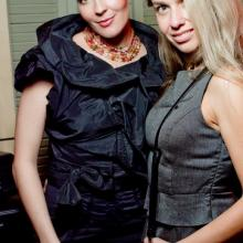 Maria Tarasevich and Veronika Danilova