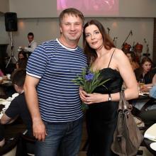 Леонид Андриянов и Мария Тарасевич