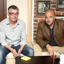 Sergey Ribakov & Mishale Karsenty