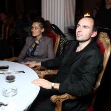 Дмитрий Пухов с подругой
