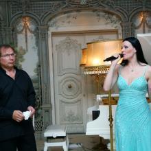 Юрий Розум и Мария Тарасевич