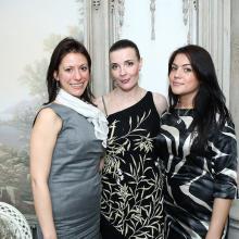 Dilyana Tacheva, Masha Tarasevich, Elvira Gambarova