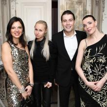 Алиса Толкачева, Маша Тихонова, Даниил Федоров, Мария Тарасевич