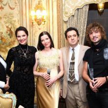 Oksana Trunova,Nina Shatskaya, Maria Tarasevich,Alex