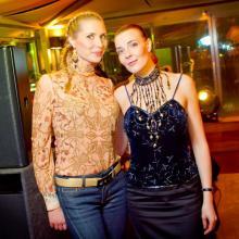 Ксения Лощенова и Мария Тарасевич